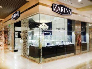франшиза ZARINA
