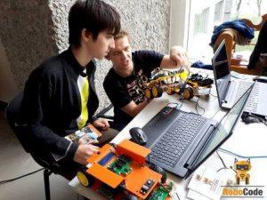 Франшиза школы робототехники RoboCode