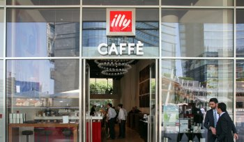 Illy Caffè франшиза