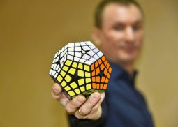 Франшиза кубік рубік