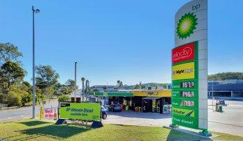 BP Connect франшиза