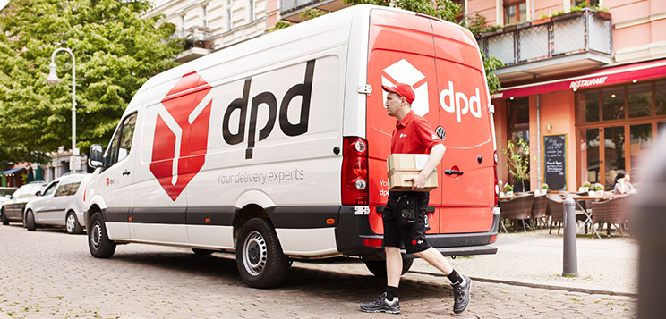 DPD франшиза