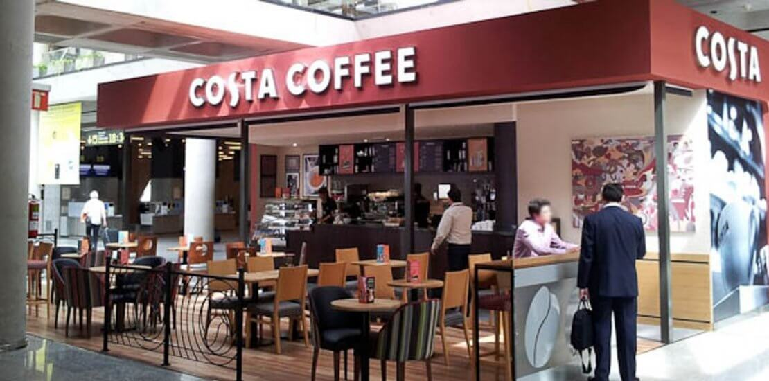 Франшиза Costa Coffee