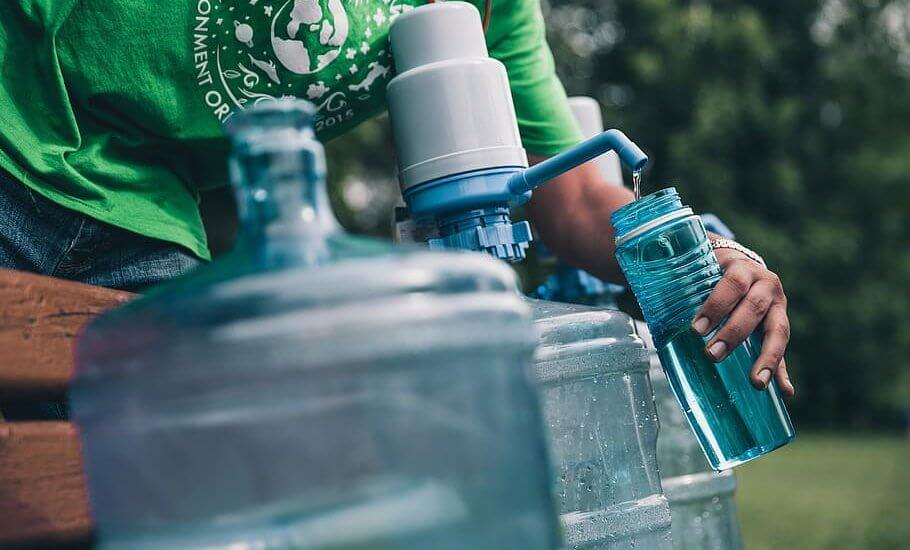Франшиза по доставке питьевой воды
