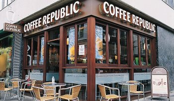 Coffee Republic франшиза
