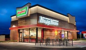 Франшиза Krispy Kreme