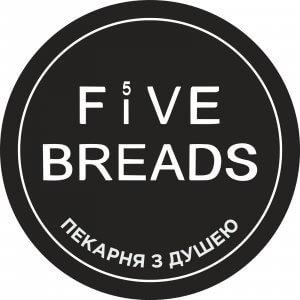 FIVE BREADS